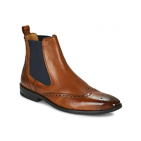 Melvin Hamilton ALEX men's Mid Boots in Brown Melvin & Hamilton
