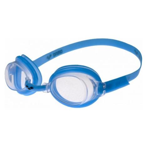 Arena BUBBLE 3 JR blue - Children's swimming goggles