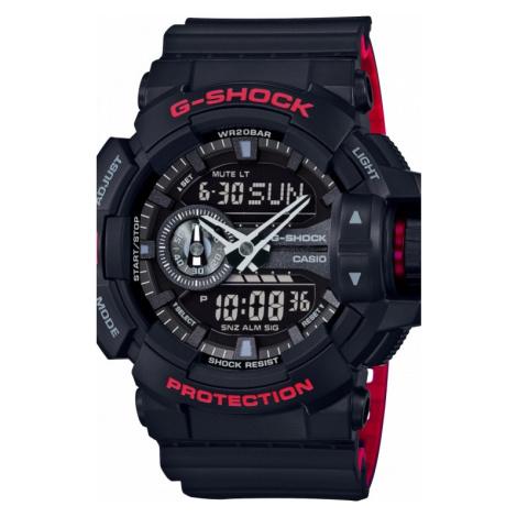 Mens Casio G-Shock Alarm Chronograph Watch GA-400HR-1AER
