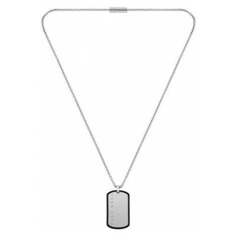 Gents BOSS Jewellery Id Necklace