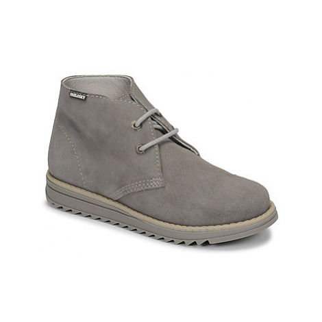 Pablosky 590658 boys's Children's Mid Boots in Grey