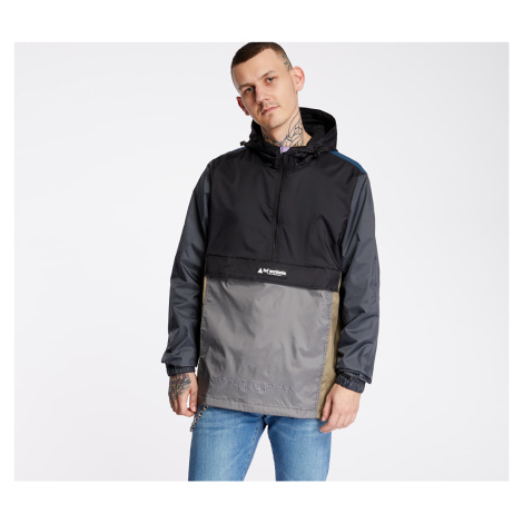 HUF Coyote Trail Anorak Jacket Black
