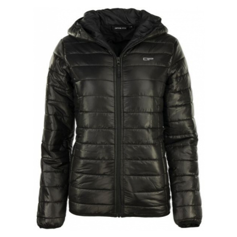 ALPINE PRO FRANA black - Women's winter jacket