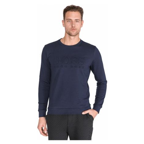 BOSS Heritage Sweatshirt Blue Hugo Boss