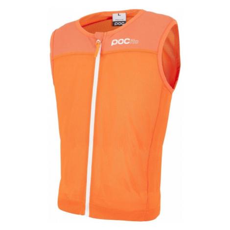 POC POCITO VPD SPINE VEST orange - Spine protector