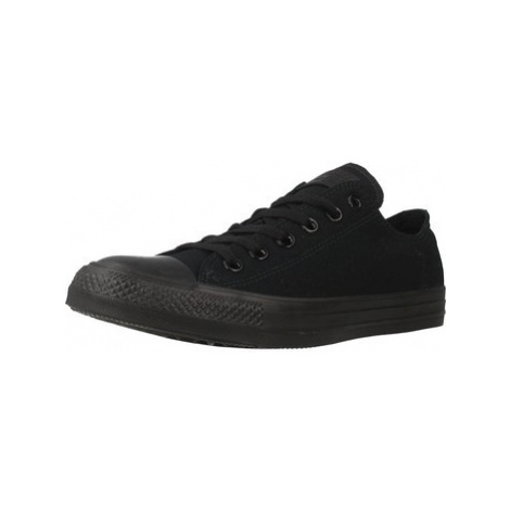 Converse CHUCK TAYLOR STAR CORE girls's Children's Shoes (Trainers) in Black