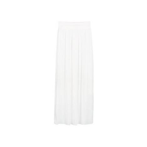 Betty London SIXTINE women's Skirt in White
