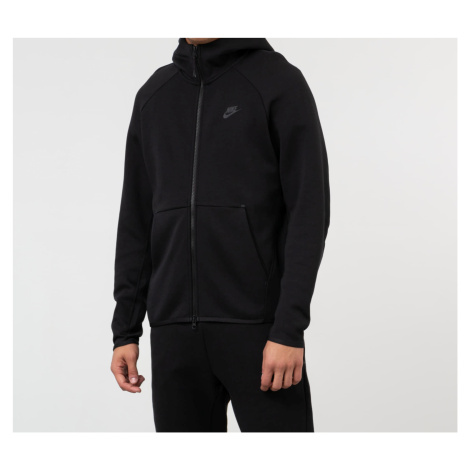 Nike Sportswear Tech Fleece Hoodie Black/ Black