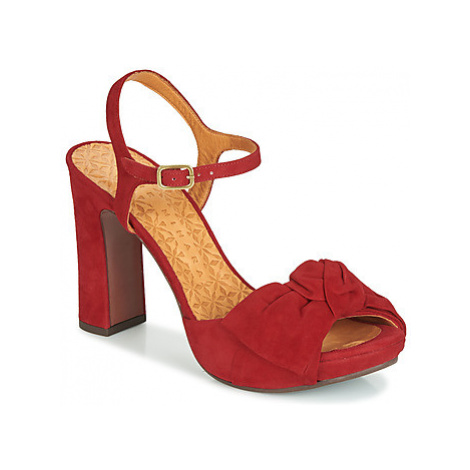 Chie Mihara CACTUS women's Sandals in Red