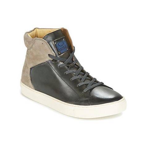 Base London JARRETT men's Mid Boots in Grey