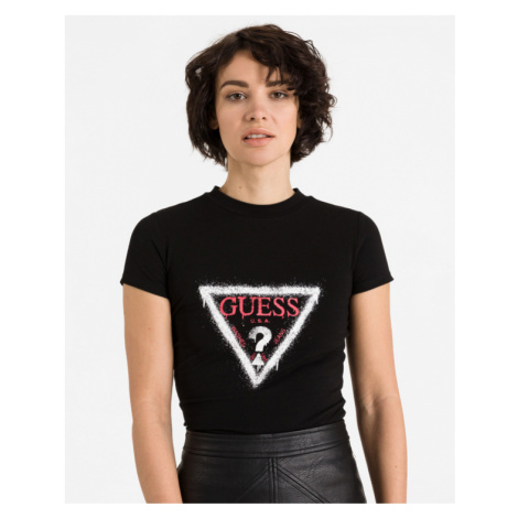 Guess Callista T-shirt Black