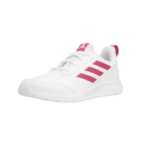 Adidas ALTARUN K girls's Children's Shoes (Trainers) in White