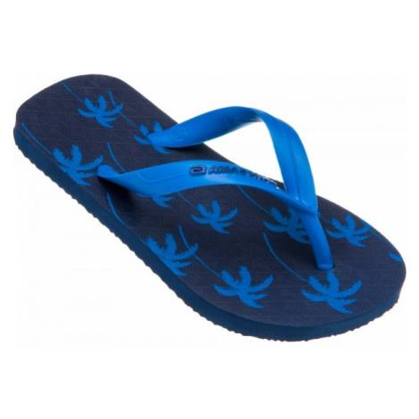 Amazonas ENJOY FLIP FLOP - COCONUT dark blue - Children's Flip-Flops