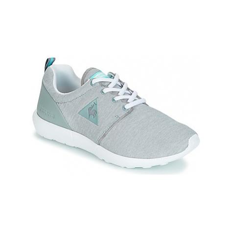 Le Coq Sportif DYNACOMF W TECH JERSEY women's Shoes (Trainers) in Grey
