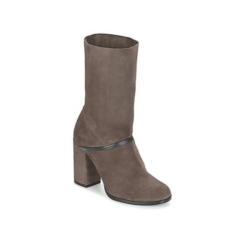 Castaner CAMILA women's High Boots in Brown Castañer