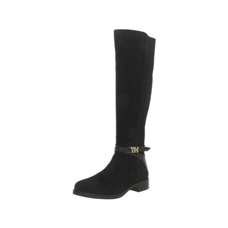 Tommy Hilfiger FW0FW04282 women's High Boots in Black