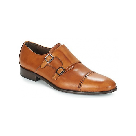 So Size JIPJOP men's Smart / Formal Shoes in Brown