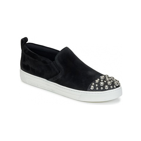 Marc by Marc Jacobs GRAND women's Slip-ons (Shoes) in Black