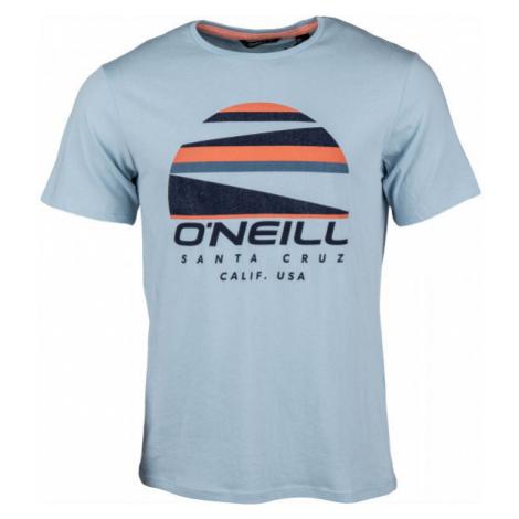 O'Neill LM SUNSET LOGO T-SHIRT blue - Men's T-shirt