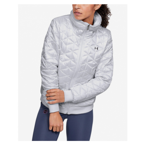 Under Armour ColdGear® Reactor Performance Jacket White