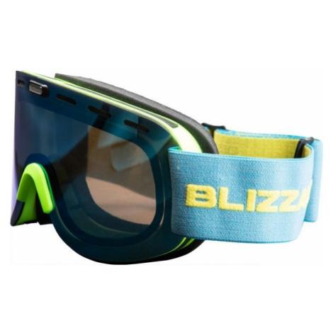 Blizzard 922 MDAVZO green - Ski goggles