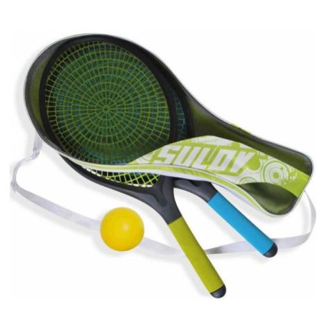 Sulov SOFT TENIS SET 2 black - Soft tennis set