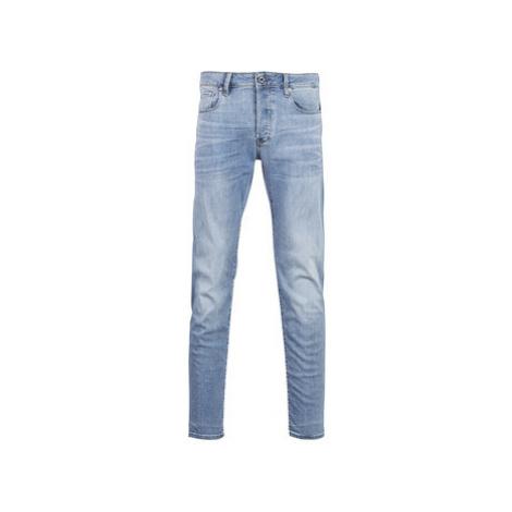 G-Star Raw 3302 SLIM men's Skinny Jeans in Blue