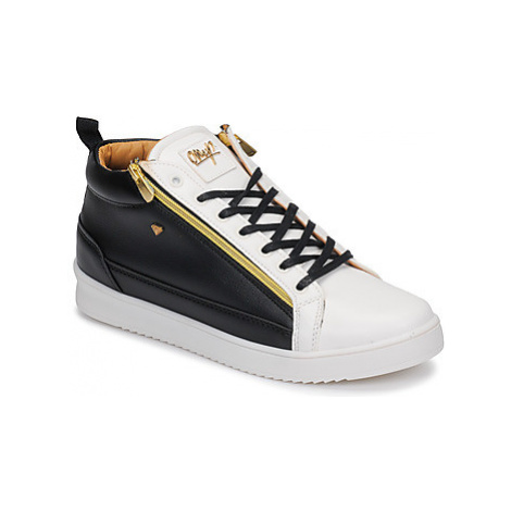 Cash Money CMS98-BEE men's Shoes (High-top Trainers) in Black