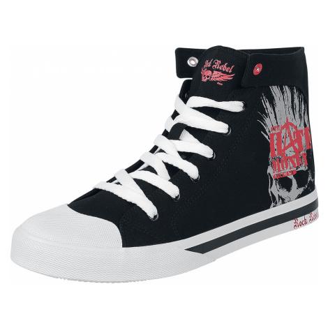 Rock Rebel by EMP - Walk The Line - Sneakers - black