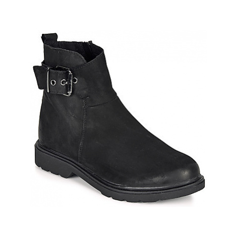 Marco Tozzi - women's Mid Boots in Black
