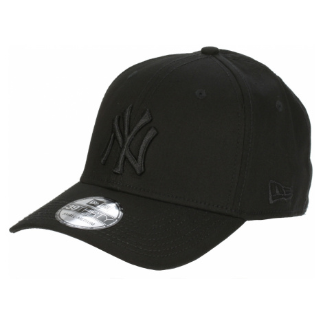 cap New Era 39T League Basic MLB New York Yankees - Black On Black