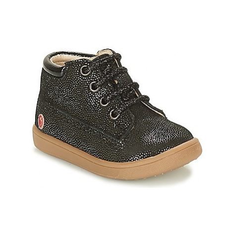GBB NINON girls's Children's Shoes (High-top Trainers) in Black
