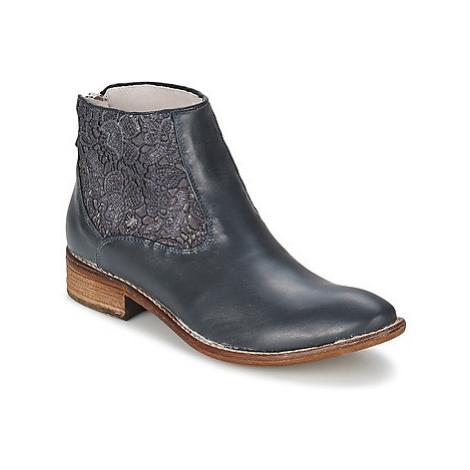 Meline GISELE women's Mid Boots in Black