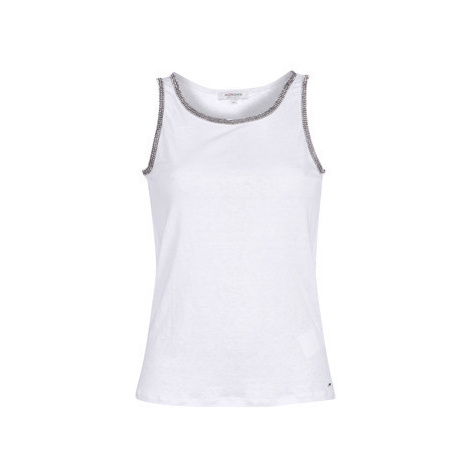 Morgan DLIG women's Vest top in White
