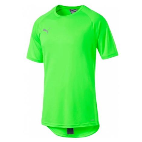 Puma ftblNXT SHIRT light green - Men's sports T-shirt