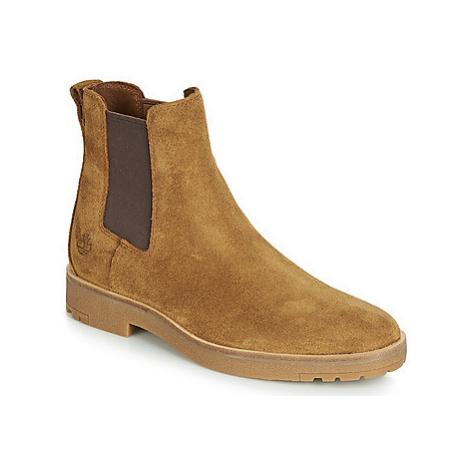 Timberland FOLK GENTLEMAN CHELSEA men's Mid Boots in Brown