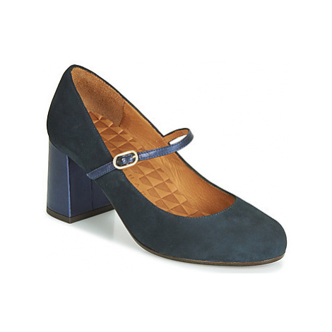 Chie Mihara MOSSA women's Court Shoes in Blue