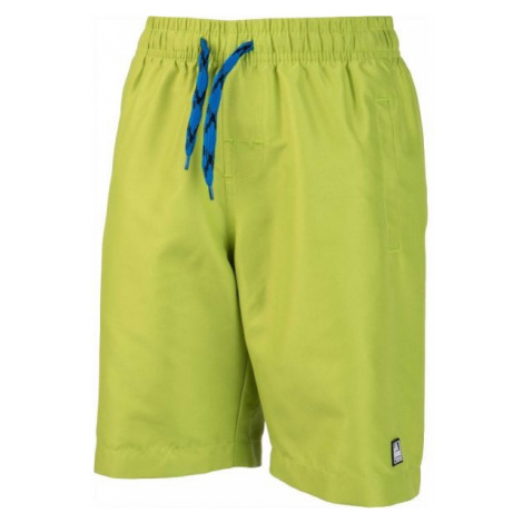 Aress AARON green - Boys' shorts