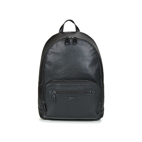 Polo Ralph Lauren STRP PBL BP-BACKPACK-MEDIUM men's Backpack in Black