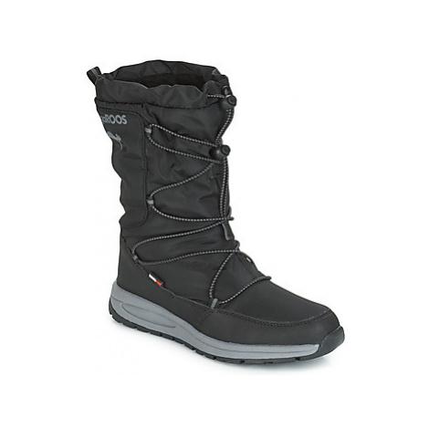Kangaroos K FLAKE RTX women's Snow boots in Black