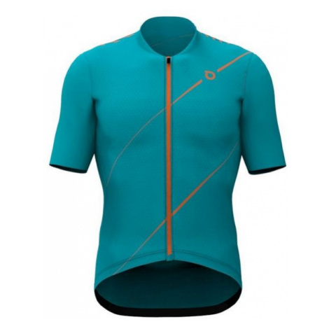 Briko FRESH GRAPHIC blue - Men's cycling jersey