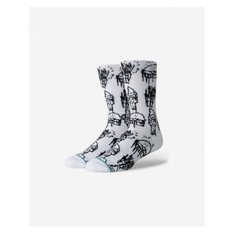 Stance Delight Socks White