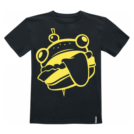 Fortnite - Durrr Burger - Kids shirt - black