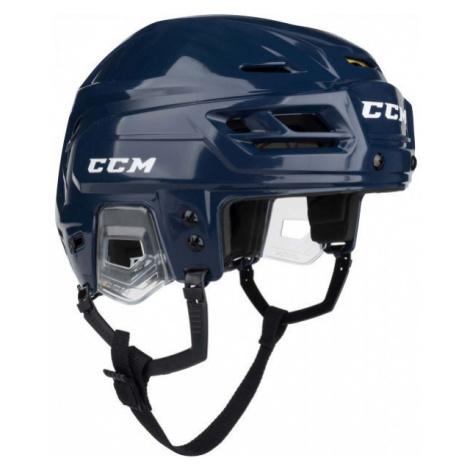 CCM TACKS 310 SR dark blue - Hockey helmet