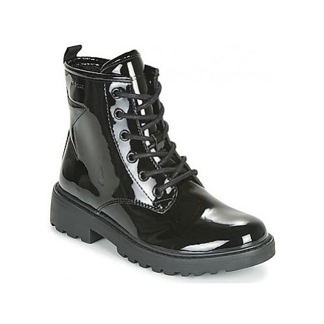 Geox J CASEY GIRL girls's Children's Mid Boots in Black