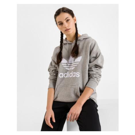 adidas Originals Trefoil Sweatshirt Grey