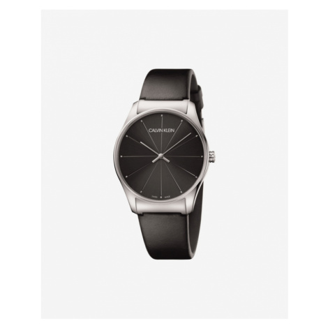 Calvin Klein Classic Too Watches Black
