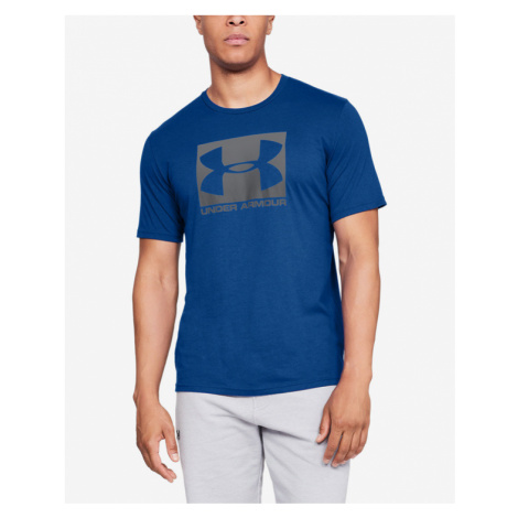 Under Armour Boxed Sportstyle T-shirt Blue