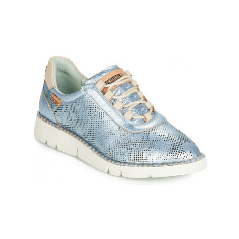 Pikolinos VERA W4L women's Shoes (Trainers) in Blue