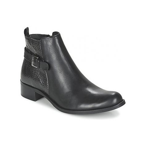 Betty London FEWIS women's Mid Boots in Black